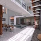 Courtyard House by Abin Design Studio (12)