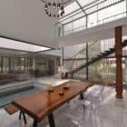 Courtyard House by Abin Design Studio (14)