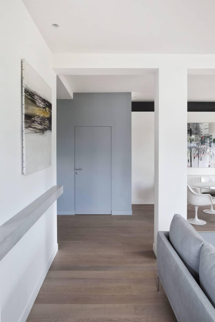 Elegant Home Re-Designed by Agence Frédéric Flanquart (1)