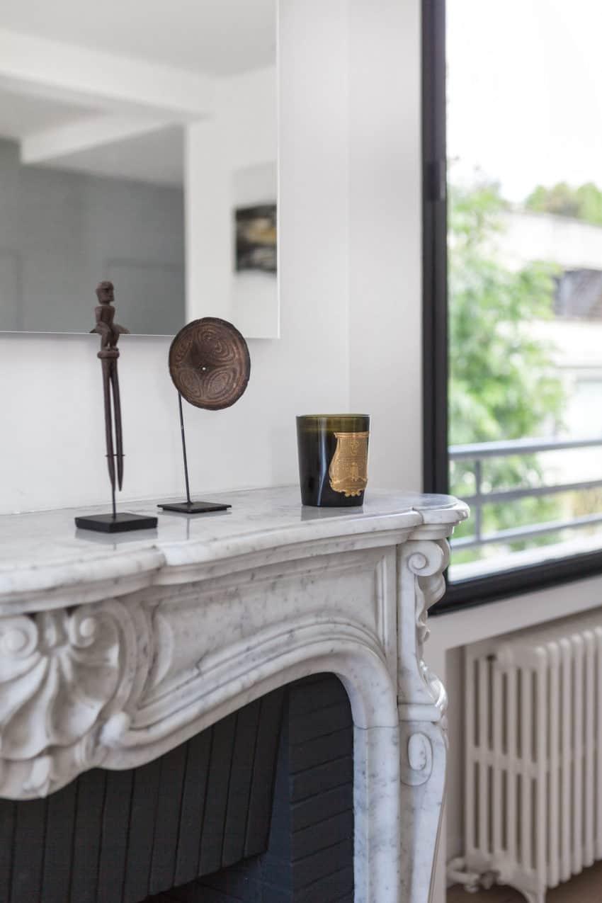 Elegant Home Re-Designed by Agence Frédéric Flanquart (5)