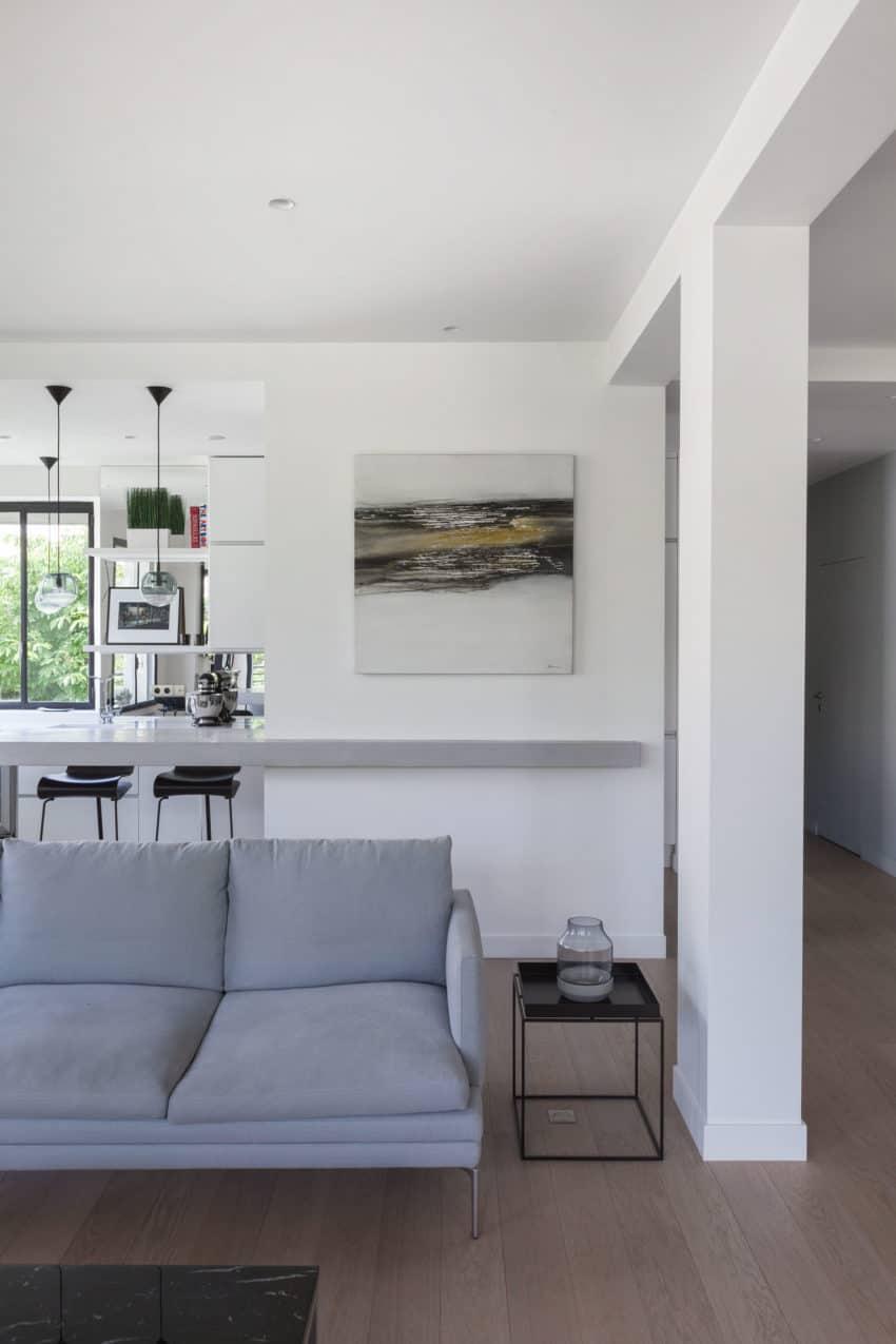Elegant Home Re-Designed by Agence Frédéric Flanquart (6)