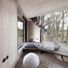 Energy Efficient Wooden House Zilvar by ASGK Design (4)