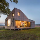 Energy Efficient Wooden House Zilvar by ASGK Design (15)