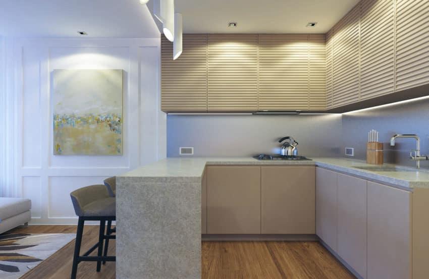 Eugene Meshcheruk Designs Cozy 500-Square-Foot Apartment (8)