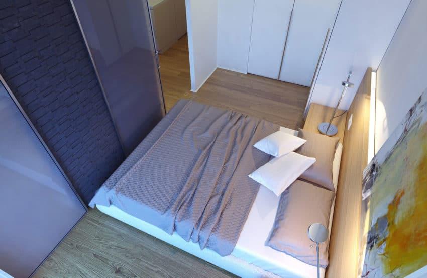 Eugene Meshcheruk Designs Cozy 500-Square-Foot Apartment (9)