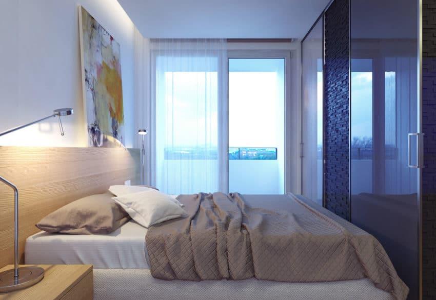 Eugene Meshcheruk Designs Cozy 500-Square-Foot Apartment (10)