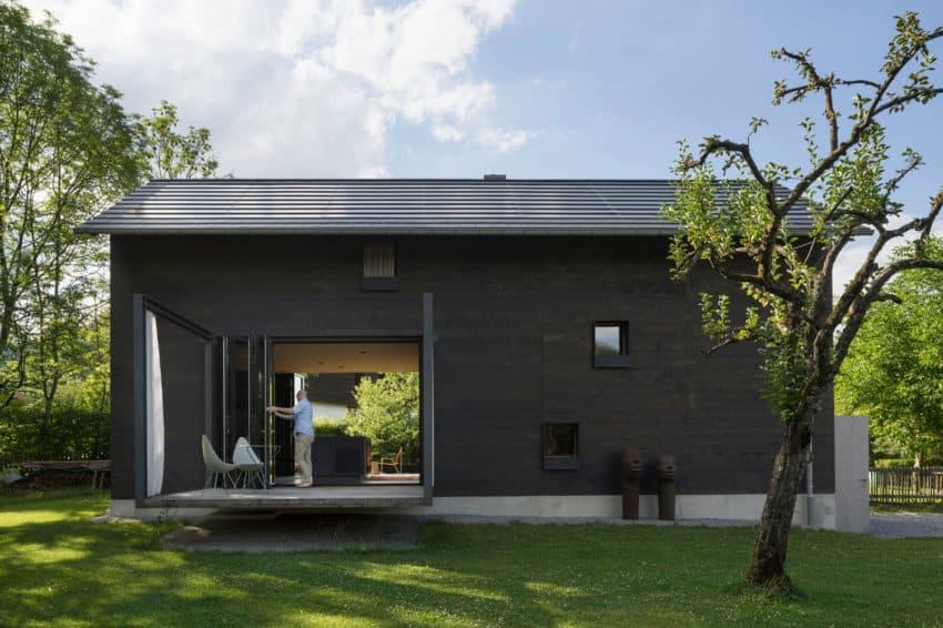 Holzhaus am Auerbach by Arnhard & Eck (1)