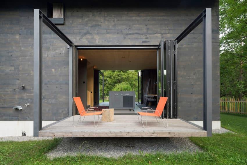 Holzhaus am Auerbach by Arnhard & Eck (3)