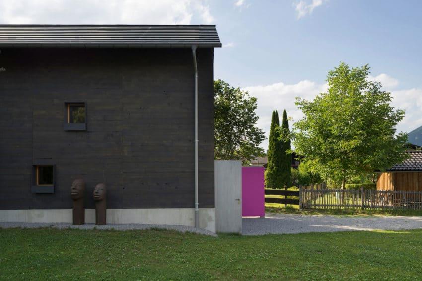 Holzhaus am Auerbach by Arnhard & Eck (4)