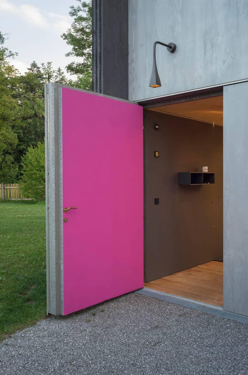 Holzhaus am Auerbach by Arnhard & Eck (8)
