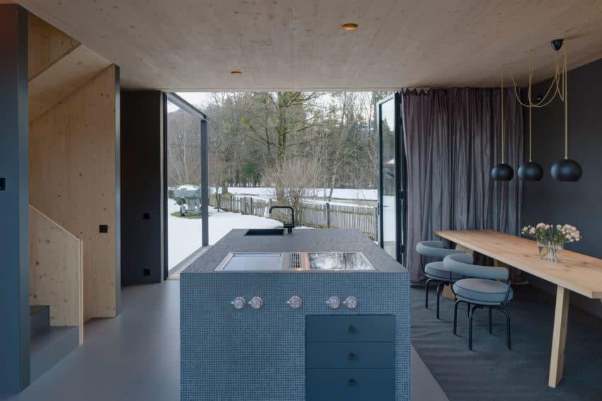 Holzhaus am Auerbach by Arnhard & Eck (14)
