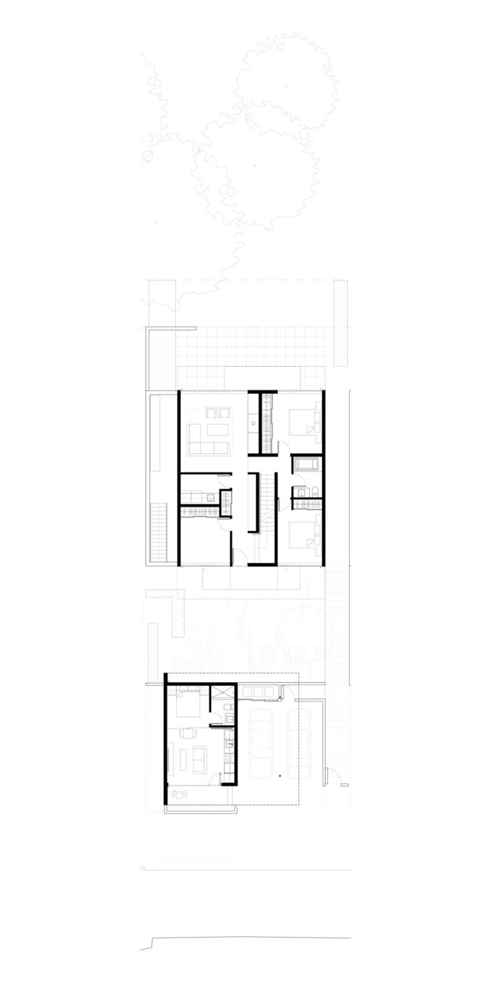 Houses at 1340 by office of mcfarlane biggar architects (16)