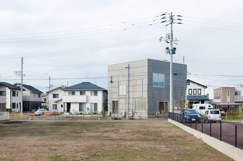 Kame House by Kochi Architect's Studio (1)