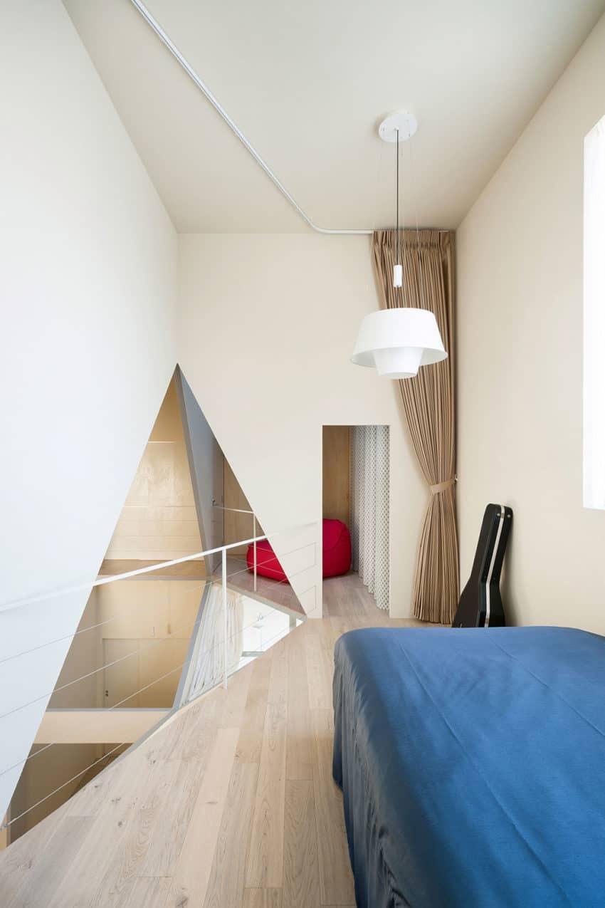 Kame House by Kochi Architect's Studio (4)