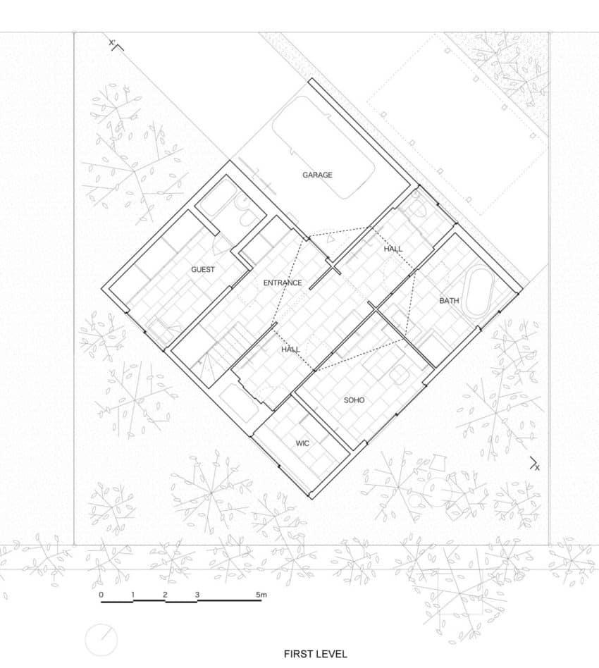 Kame House by Kochi Architect's Studio (8)
