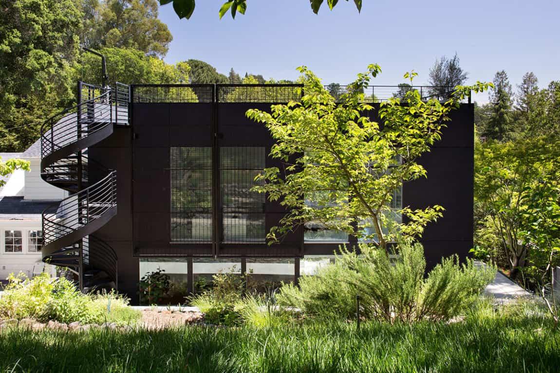 Minimal Modern Addition by Klopf Architecture (1)