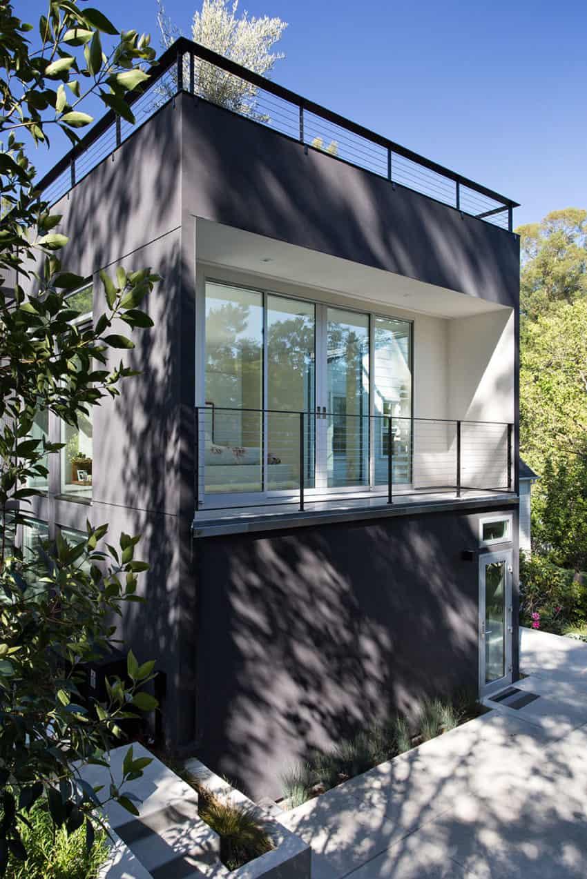 Minimal Modern Addition by Klopf Architecture (3)