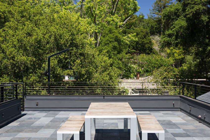 Minimal Modern Addition by Klopf Architecture (5)