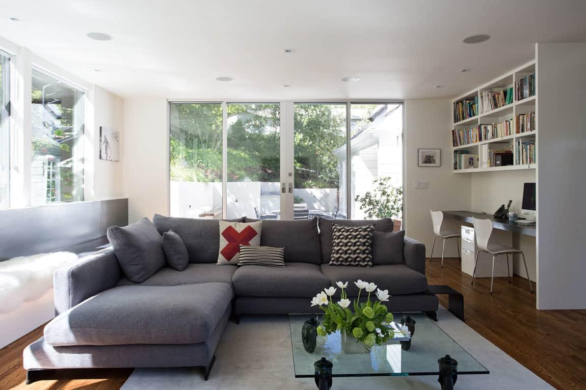 Minimal Modern Addition by Klopf Architecture (10)