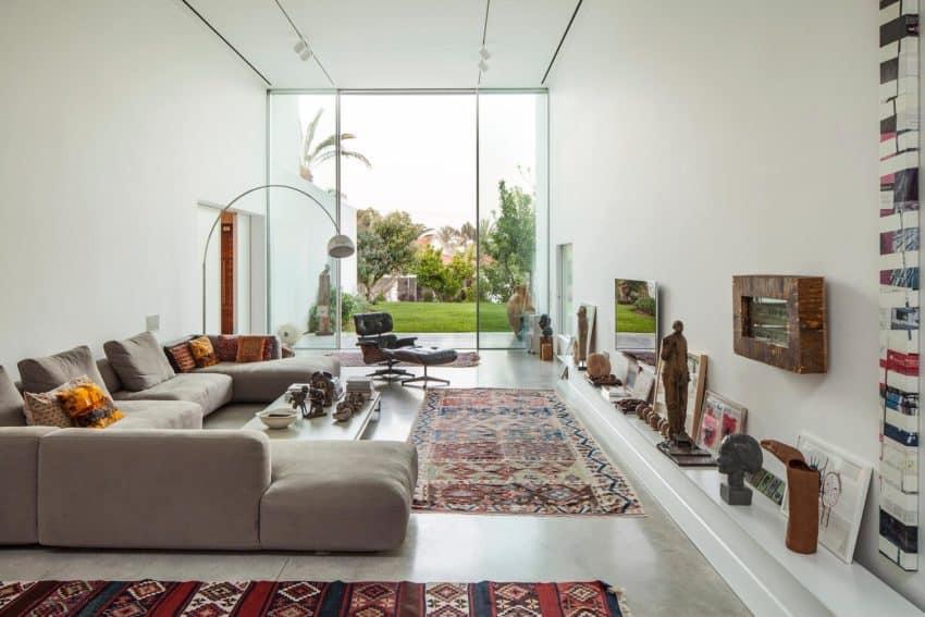 T/A House by Paritzki & Liani Architects (9)