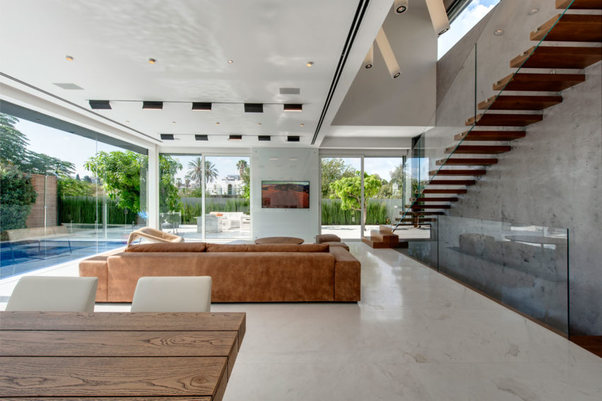 The Hidden House by Israelevitz Architects (8)