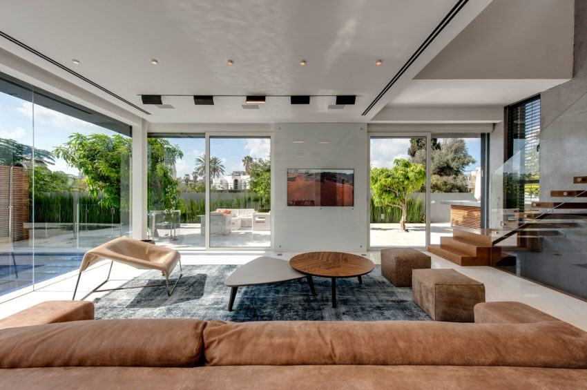 The Hidden House by Israelevitz Architects (9)