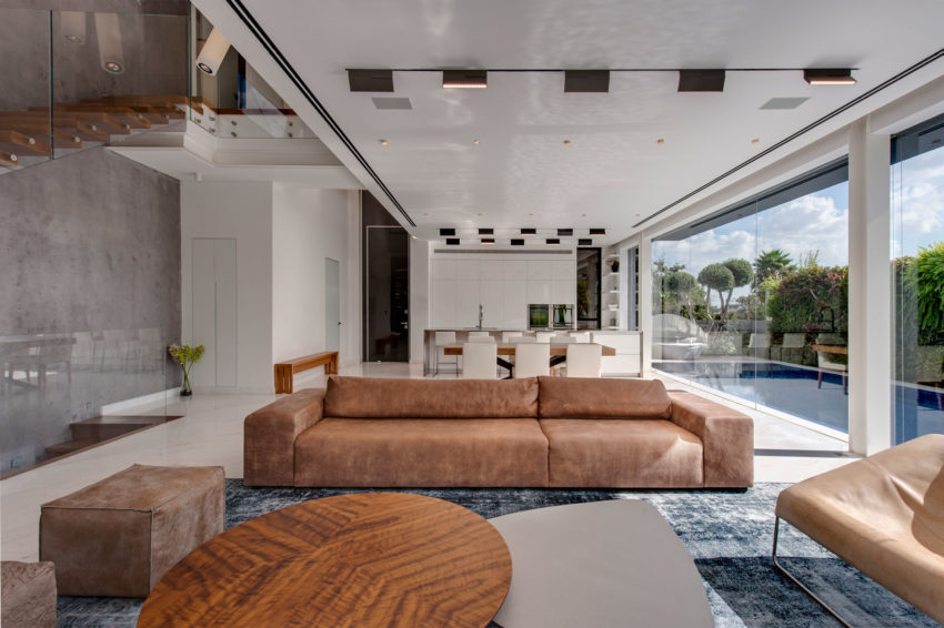 The Hidden House by Israelevitz Architects (12)