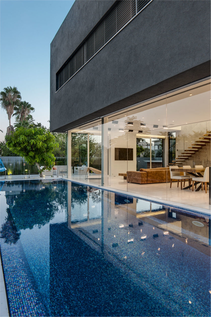 The Hidden House by Israelevitz Architects (27)