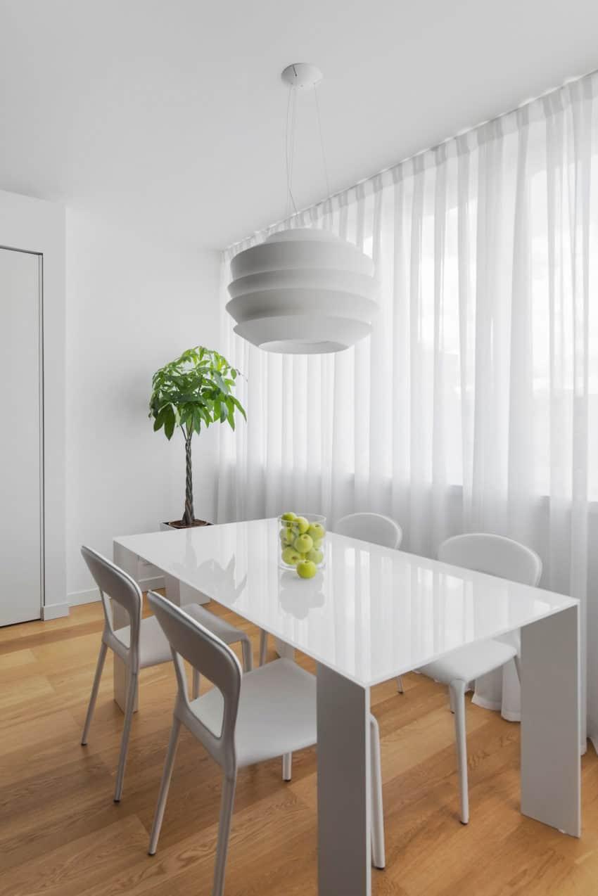 Tikhonov Dsgn Creates Tiny Apartment Interior in Moscow (13)