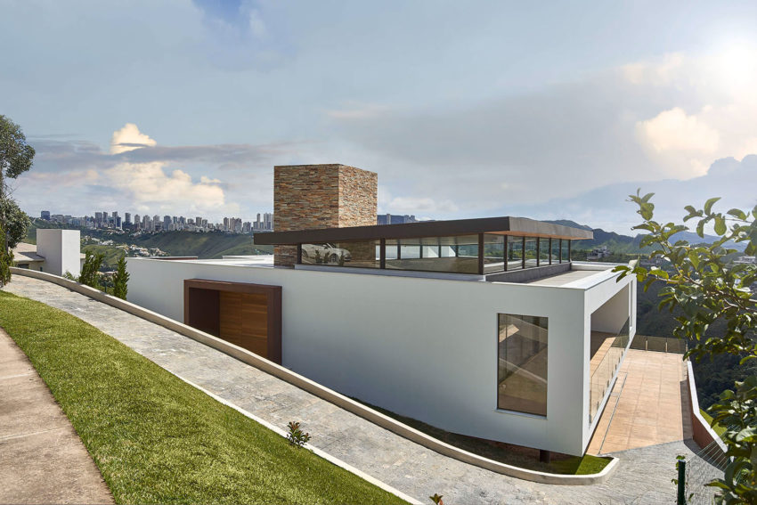 Valley House by David Guerra (7)