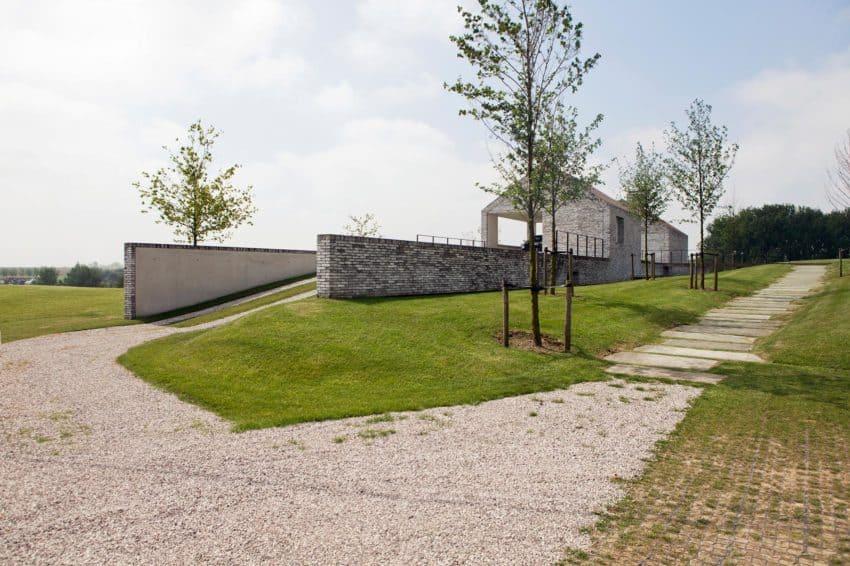Villa H in W by Stéphane Beel Architect (2)