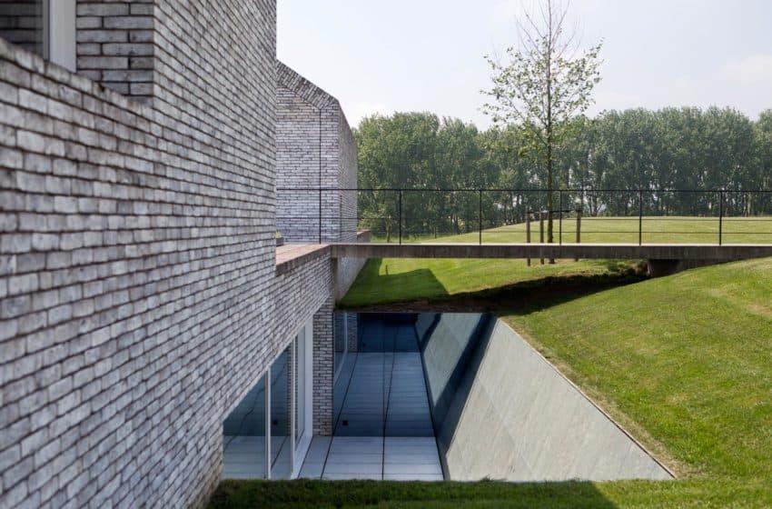 Villa H in W by Stéphane Beel Architect (4)