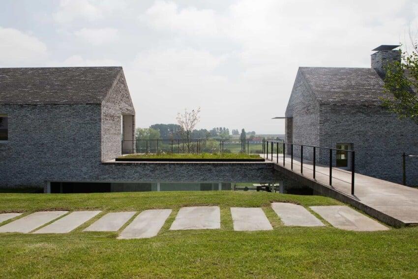 Villa H in W by Stéphane Beel Architect (5)