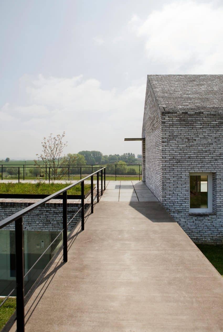Villa H in W by Stéphane Beel Architect (6)