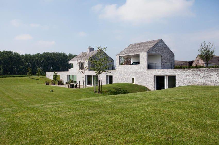Villa H in W by Stéphane Beel Architect (7)