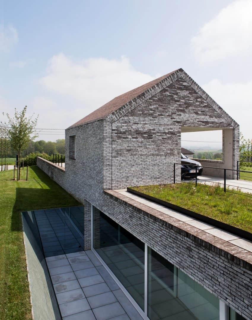 Villa H in W by Stéphane Beel Architect (8)