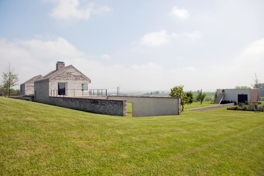 Villa H in W by Stéphane Beel Architect (10)