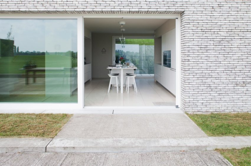 Villa H in W by Stéphane Beel Architect (12)