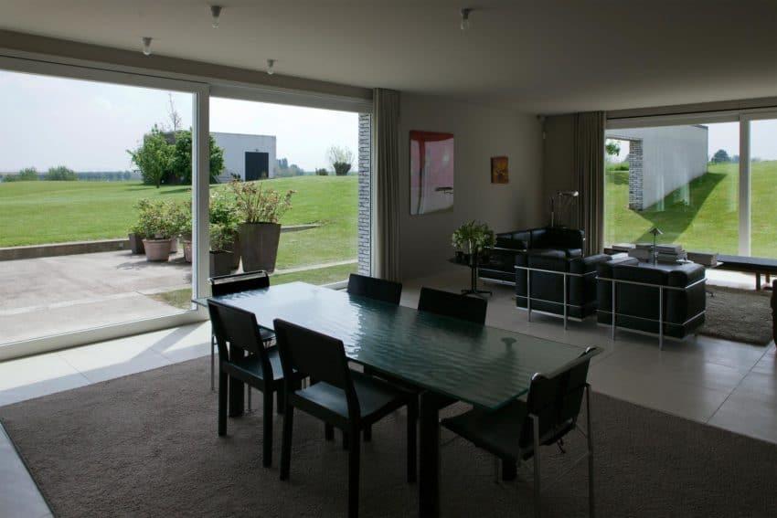 Villa H in W by Stéphane Beel Architect (13)