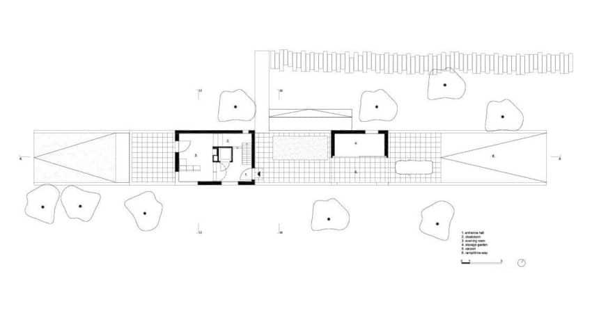 Villa H in W by Stéphane Beel Architect (15)