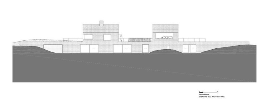 Villa H in W by Stéphane Beel Architect (18)