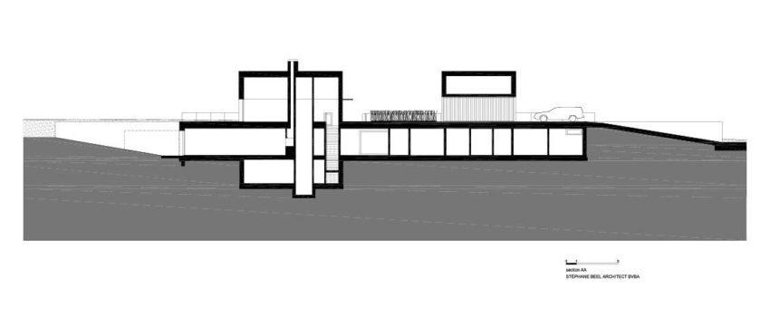 Villa H in W by Stéphane Beel Architect (19)