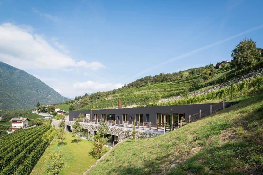 Villa P by Bergmeister Wolf Architekten (2)