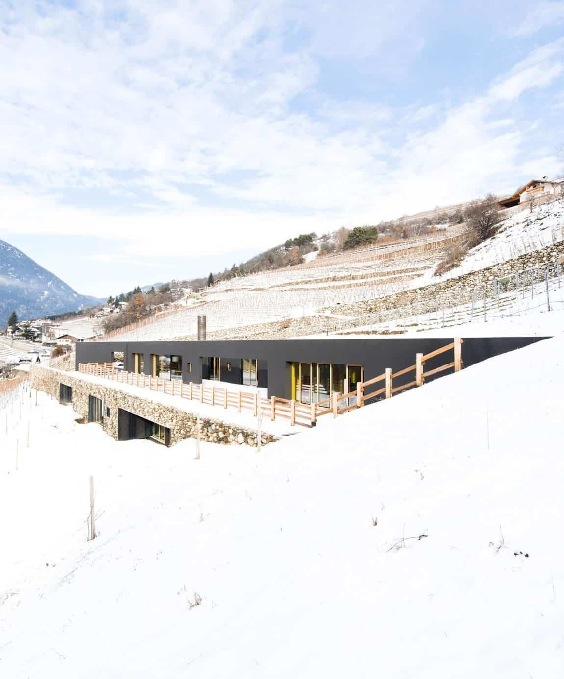 Villa P by Bergmeister Wolf Architekten (18)
