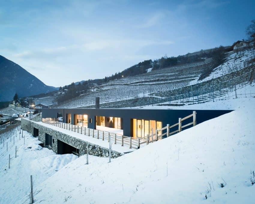 Villa P by Bergmeister Wolf Architekten (20)