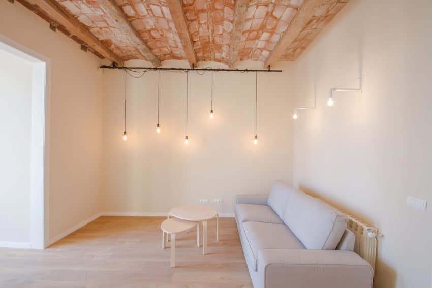 Vivienda en Gràcia by Piedra Papel Tijera Interiorismo (1)