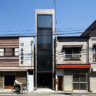 1.8M Width House by YUUA Architects & Associates (1)