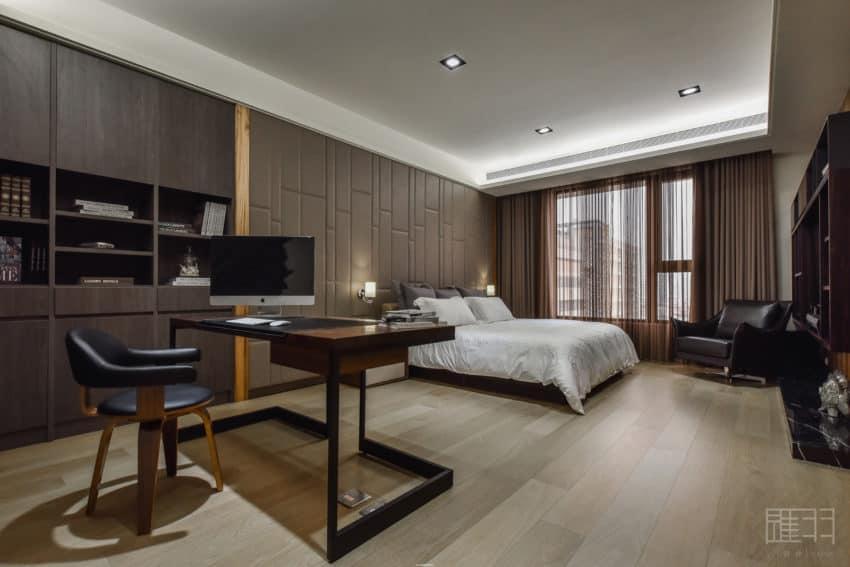 A Spacious Apartment Full of Contemporary Elegance (17)