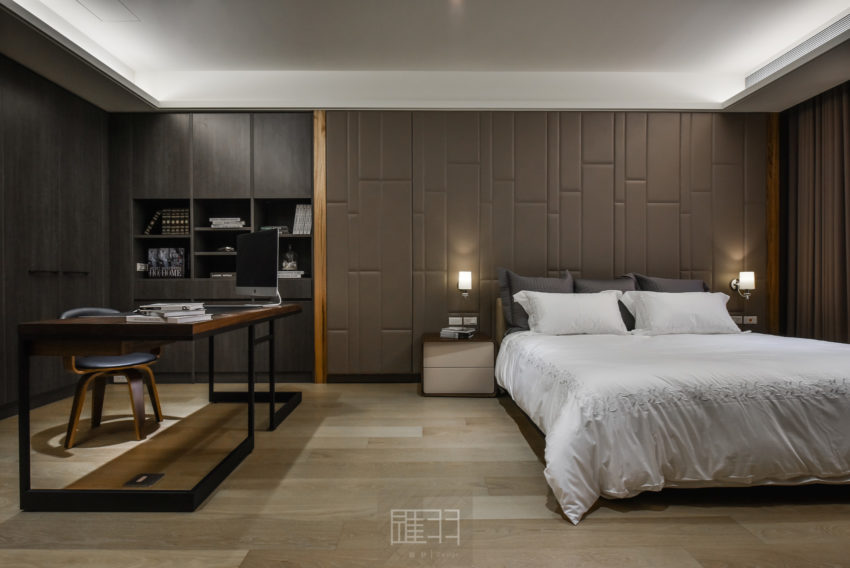 A Spacious Apartment Full of Contemporary Elegance (18)