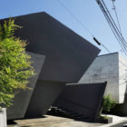 ARTechnic Architects Design A Modern Geometric Home (2)